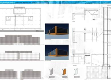 Building Envelope Analysis