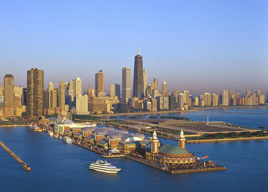 Navy Pier Reconstruction