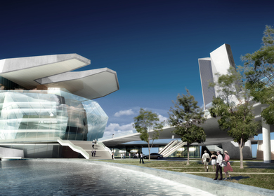 Songdo Art Center