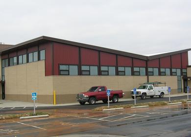 Nelson County High School, Addition