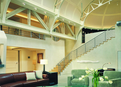 The Gymnasium - Gwathmey Siegel Architects