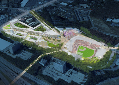 Atlanta Braves Stadium Master Plan