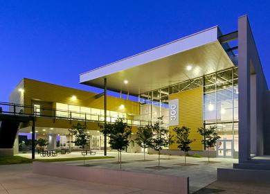 Betty H Fairfax - High School