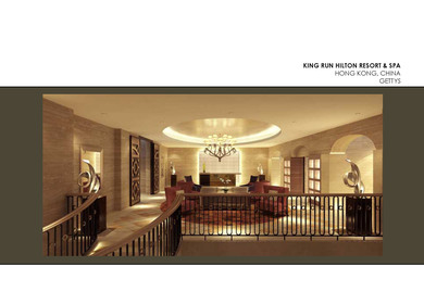 Hilton King Run Hotel - Spa