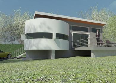 Silo House Design