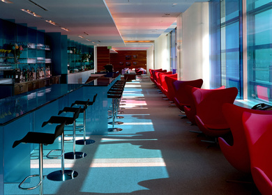 Virgin Atlantic Airways Clubhouse