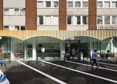 Enfield Business Centre Refurbishment