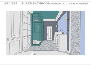 SUPER BATHROOM