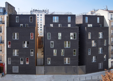 Student Residence, 18° arr., Paris