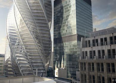 Architectural Design and Concept Art