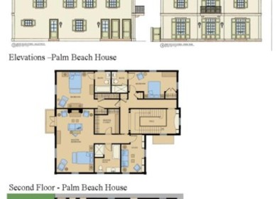 Proposed Palm Beach Residence