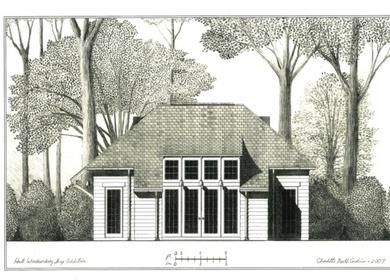 Design - Hall Woodworking Shop