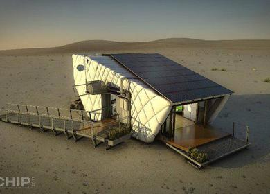 DOE Solar Decathlon: Sci-Arc & Caltech