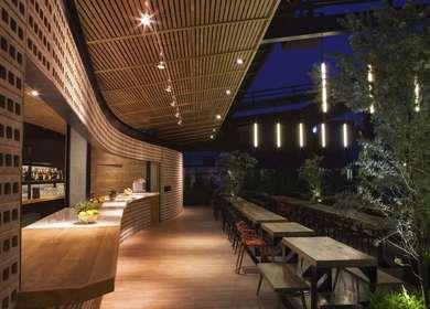Balmori Rooftop Bar