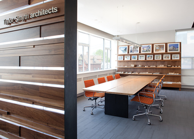 Taylor Smyth Architects Offices