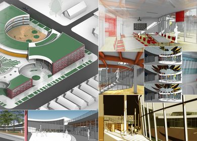 Elementary School Campus