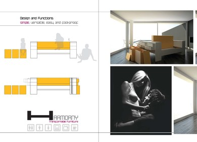 Furniture Design- Transformable Furniture