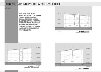 BILKENT UNIVERSITY PREPARATORY SCHOOL