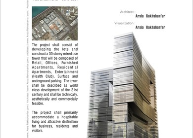 Alkhalidya Residential Building