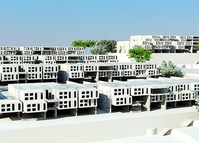 Art University Dormitory