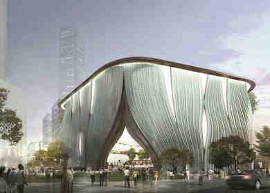Xiqu (Chinese Opera) Centre