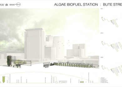 Algae Biofuel Station