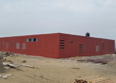 Officce building for an agricultural enterprise