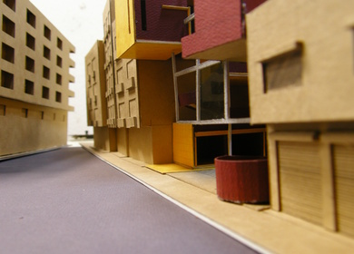 Thesis Project- at paper market