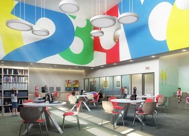 gkkworks project | LAUSD Central Region Elementary School #21