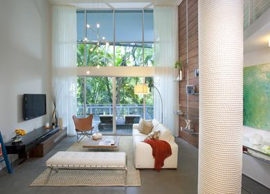 South Beach Chic - DKOR Interiors