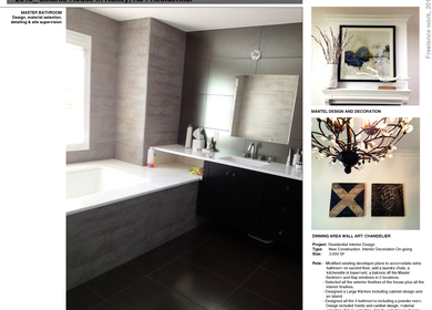Selarka Residence : Interior Design