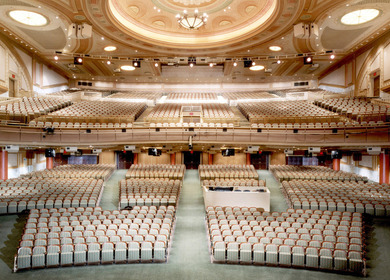 Loew's Metropolitan Theater for the Brooklyn Tabernacle