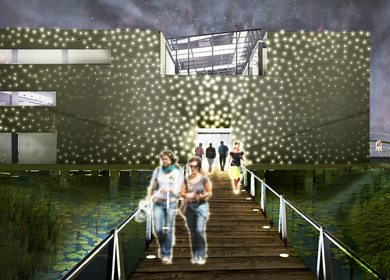 Riparian Wetland Center