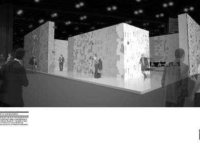 Ceramics of Italy: Exhibit Design Challenge, Entry: Kaleidoscope