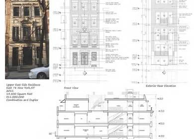 Upper East Side Townhouse Renovation