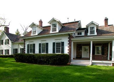 Historic Ackerman-Dater House (1745)