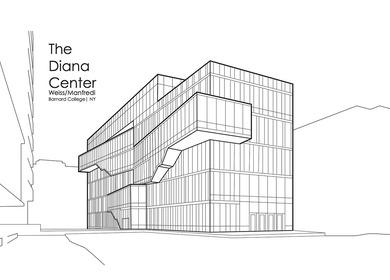 Case Study: Diana Center, Weiss/Manfredi