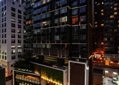 Aedas' residential tower Gramercy embodied with SOHO lifestyle