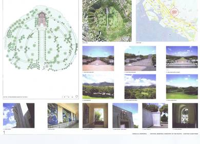 H2L2 (Feasibility Study) National Memorial Cementary of the Pacific, Honolulu, Hawai