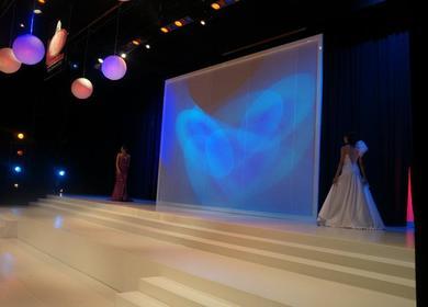 Set design Nuestra Belleza Baja California 2012