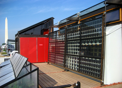 The groHome: Solar Decathlon Competition 2007