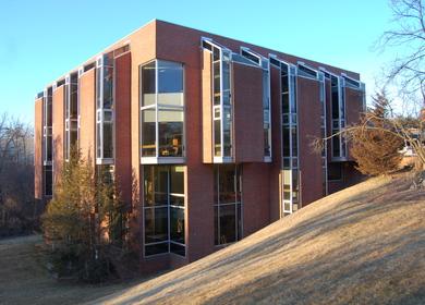 Farber Library, Brandeis University