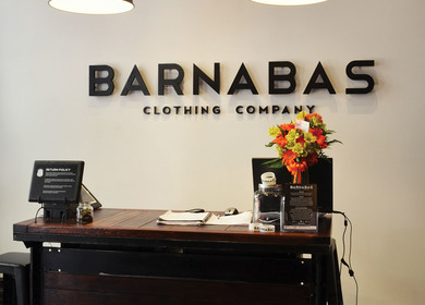 Barnabas Clothing Company