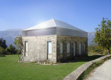 House in Tzoumerka