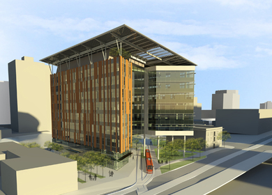Oregon Sustainability Center