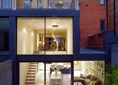 Private client - Crouch End, London