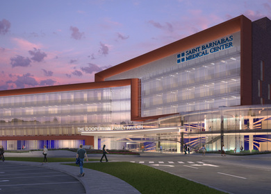 Saint Barnabas Medical Center - West Wing Expansion