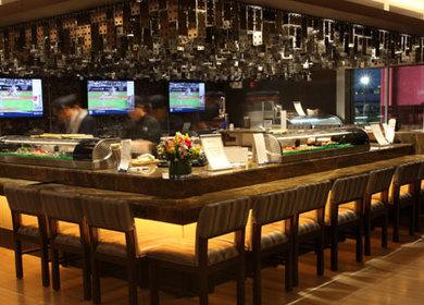 NY Yankees Delta Sky Lounge