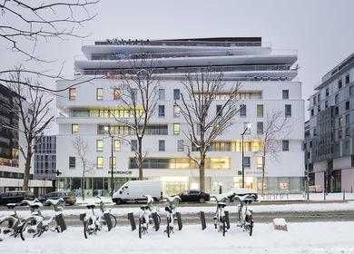 ZCBB3 Mixed-use Building