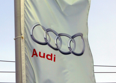 Audi Banners